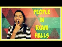 Types of People In Exam Halls | MostlySane | Latest Funny Videos