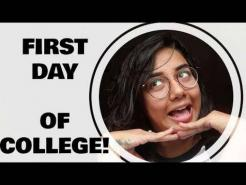 What To Expect On Your First Day Of College! | RealTalkTuesday | MostlySane