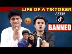 Life Of A TikToker After TIKTOK BAN | Shetty Brothers