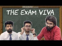 THE EXAM VIVA Ft. Ankur Pathak || DLR ||