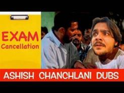 Exam Cancellation | Ashish Chanchlani Dubs