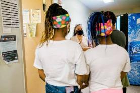 Homeless Shelter Staff Are Saving New York's School System