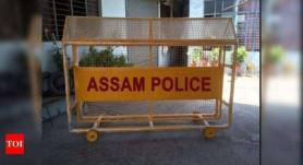 Assam: Police arrest doctor, son for cheating in JEE (mains) exam | Guwahati News Times of India