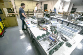 Students benefit from career and technical education
