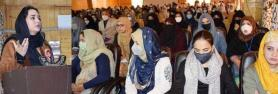 Dir Info Dr Sehrish inaugurates 2-days Career Counselling for Girls at B'pora