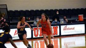 Union women open conference play with win over Reinhardt University