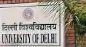 Spot admission for undergrad courses in Delhi University deferred
