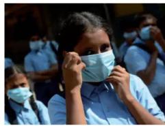 Covid-19: Gujarat govt lets off schools, pins responsibility on parents