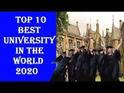 Top 10 Best Universities in the World 2020 | Top University in the world | Top Videos