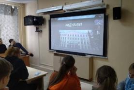 Career guidance event at Lahdenpohskaya School